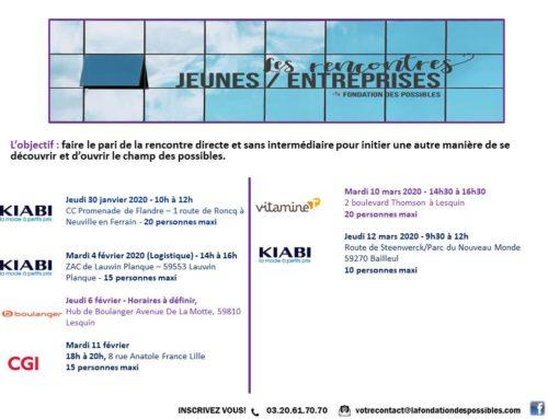 Rencontres Jeunes/Entreprises